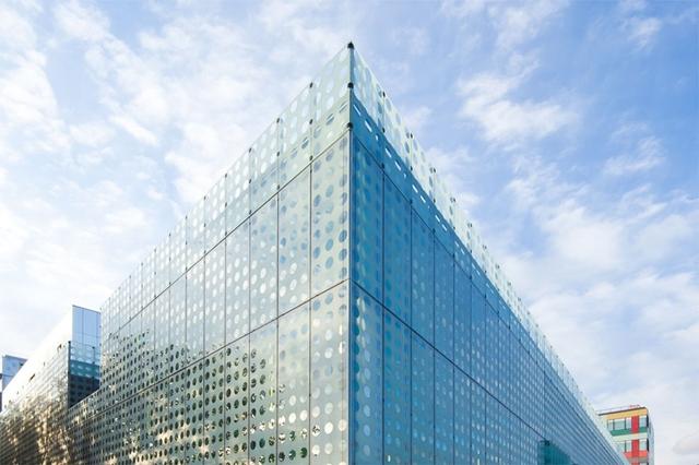 Photo of the facade
