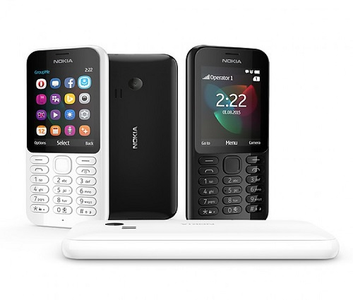 جوال نوكيا 222 Nokia ثنائى الشريحة