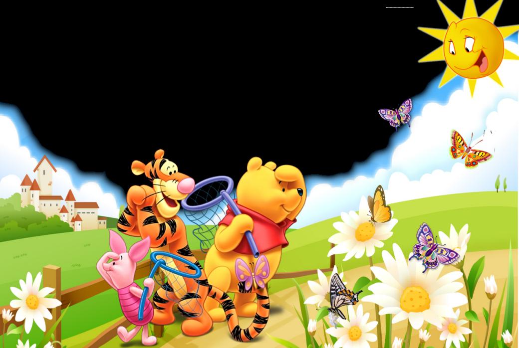 Etiquetas: Infantiles , Winnie the Pooh
