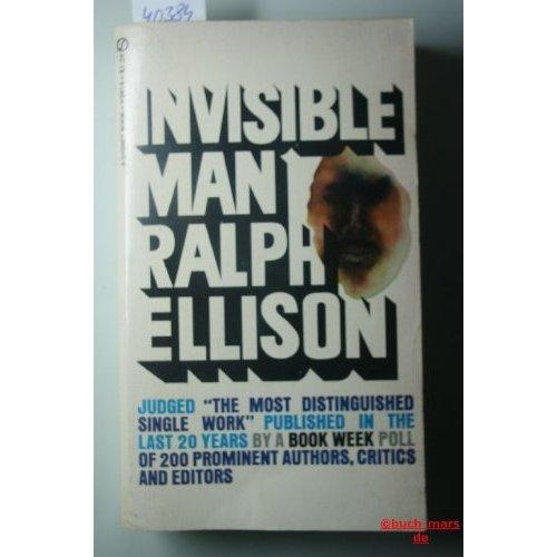 invisible man ralph ellison thesis statements