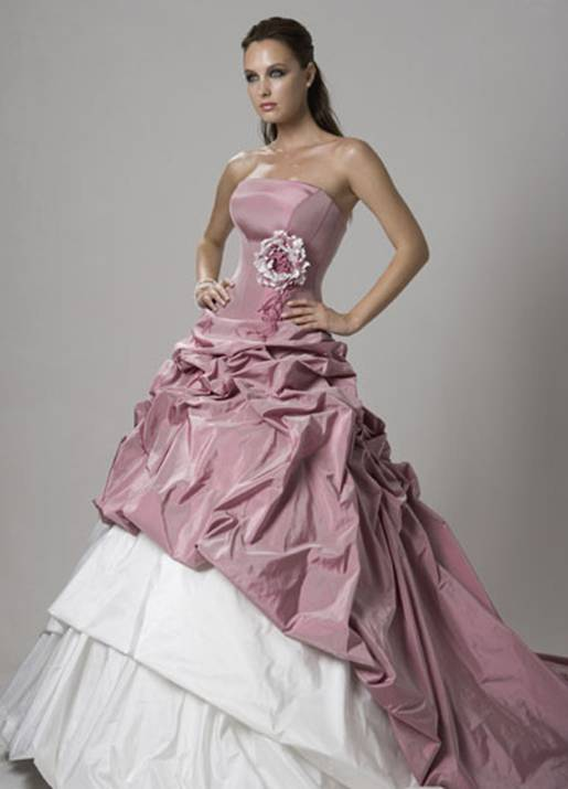 Buy wedding dresses online cheap wedding dresses for Different colored wedding dresses