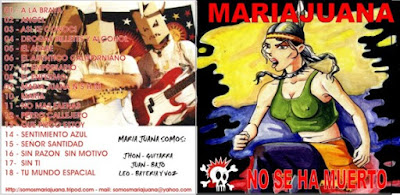 MARÍA JUANA NO SE HA MUERTO - Maria Juana No Se Ha Muerto