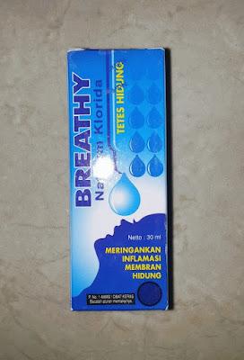 Dosis Obat Breathy Tetes Hidung – Nasal Drops
