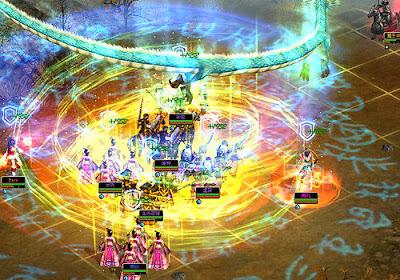 game chiến thuật 3D hay nhất Việt Nam Tướng Thần vẫn mạnh dạn được tung ra thị trường nhằm khuấy đảo làng game Việt