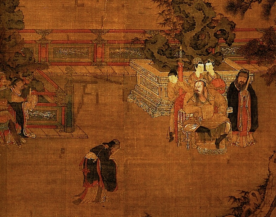 Counterlight 39 s peculiars the inexhaustible song dynasty for Dynasty mural works