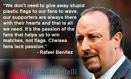 Dewasalah Fans Chelsea