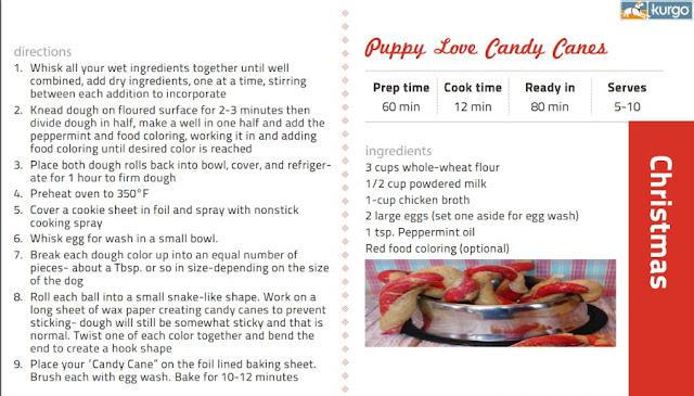 Baking Homemade #HolidayDogTreats With The Huskies