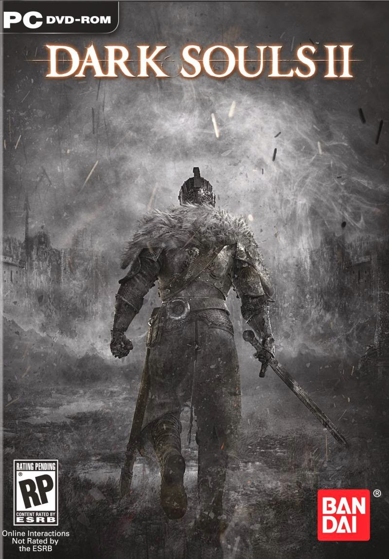 Dark Souls 2 pc capa