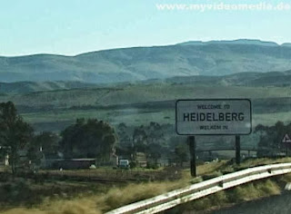 Heidelberg at Western Cape