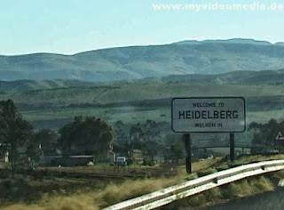 Heidelberg at Western Cape