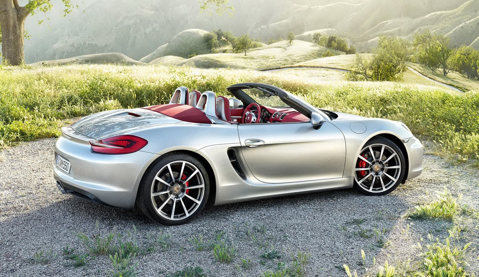 malaysia motoring news 2013 porsche boxster unveiled a stunner lighter and more economical. Black Bedroom Furniture Sets. Home Design Ideas