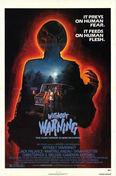 Summer of Slash: Without Warning ~ Hugo Stiglitz Makes Movies