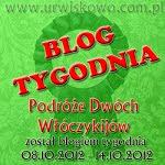 Blog Tygodnia w Urwiskowie! :)