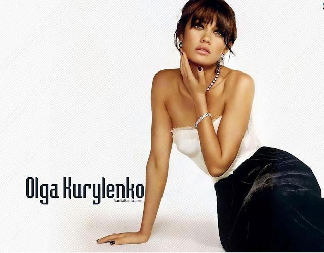 Olga Kurlylenko HD Wallpaper