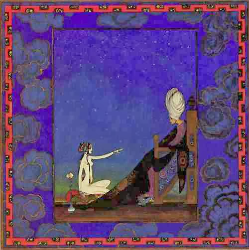 Steven Mace: One Thousand and One Nights; or, The Arabian Nights