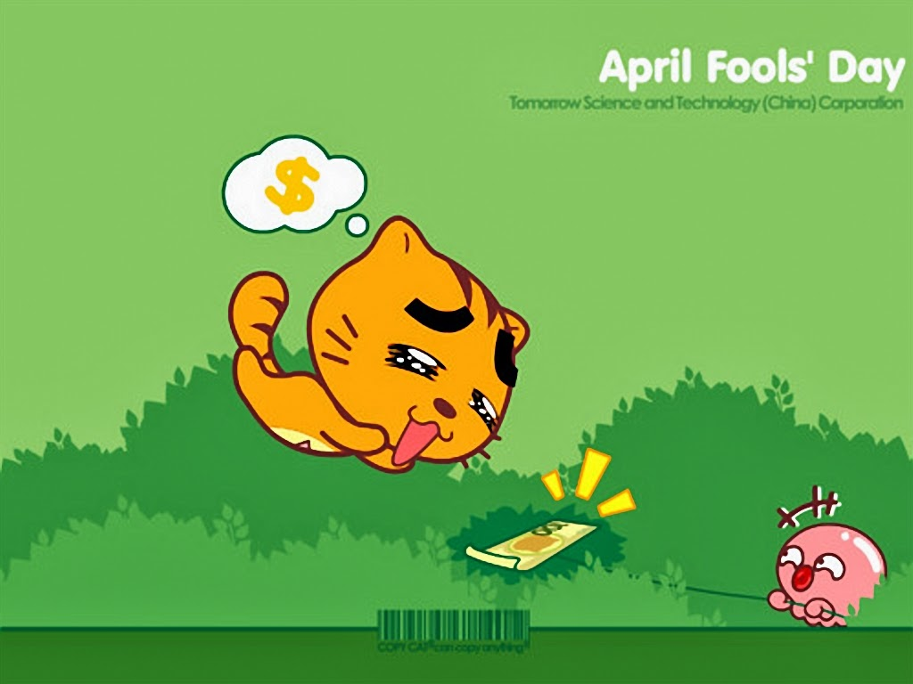 Latest Happy April Fools Day 2014 HD Images Desktop ...