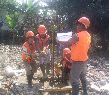 Sondir Tanah Jakarta 0821 2686 2689 Uji Sondir Tanah Sebagai Kelengkapan Pengurusan Imb