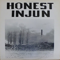 Honest Injun - The Rosenthal Effect ep (1986)