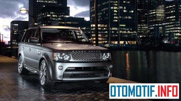 Berikut Jaguar Land Rover (JLR), Mobil Termahal Range Rover
