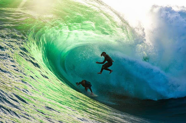 mark mathews virtual reality surf