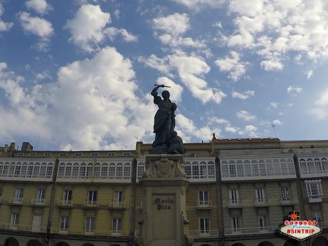 Dia 11: A Coruña (Espanha) - Livin' La Vida Loca