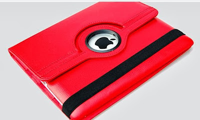 iPad red case