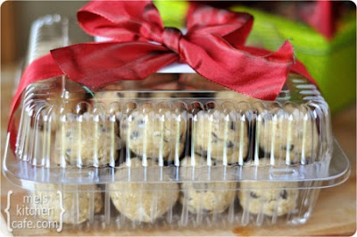 Cookie Dough Gift Box, number 5 on list of Christmas gifts under $5