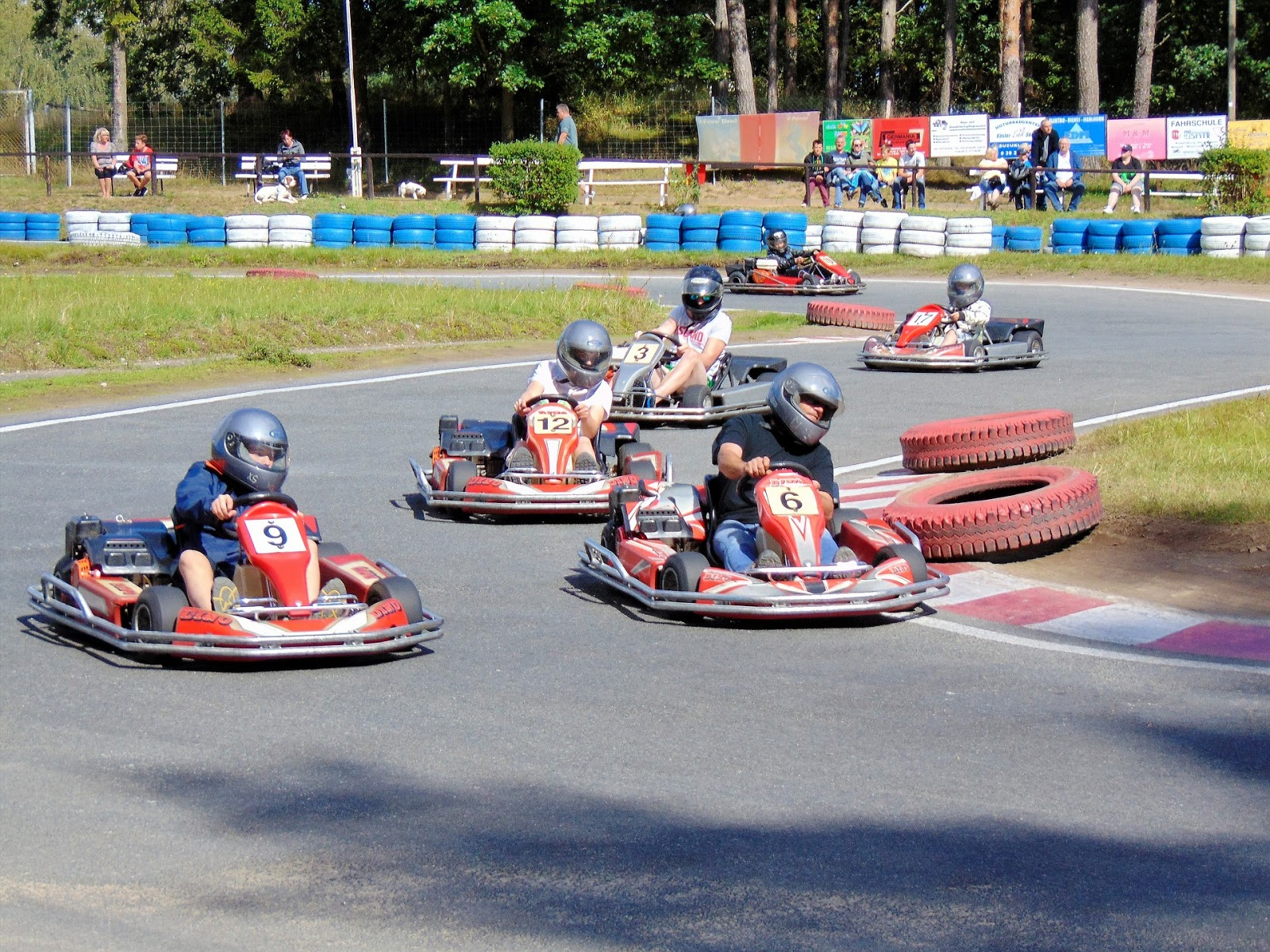 Give the Gift of Go Karting