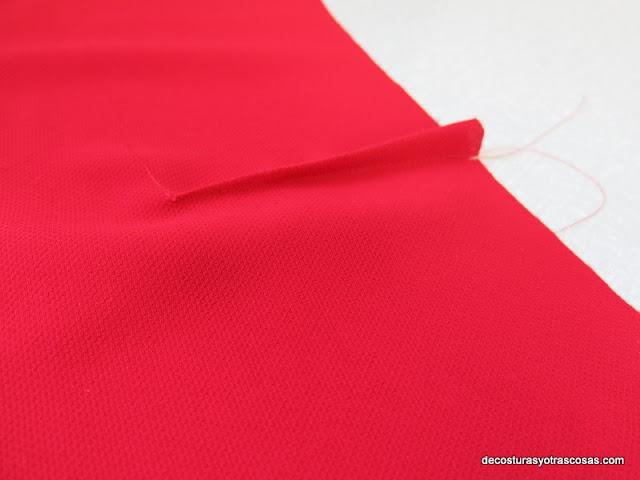 pinza de ajuste cintura falda