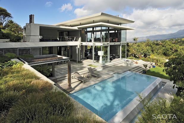 Modern House Design Cape Town
