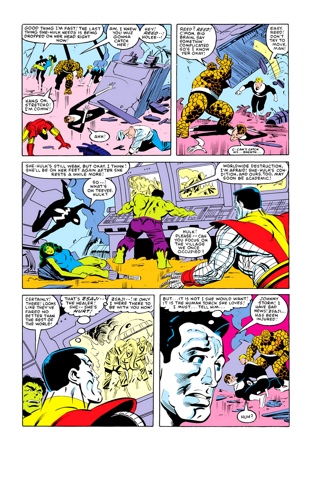Captain America (1968) Issue #292k #218 - English 15