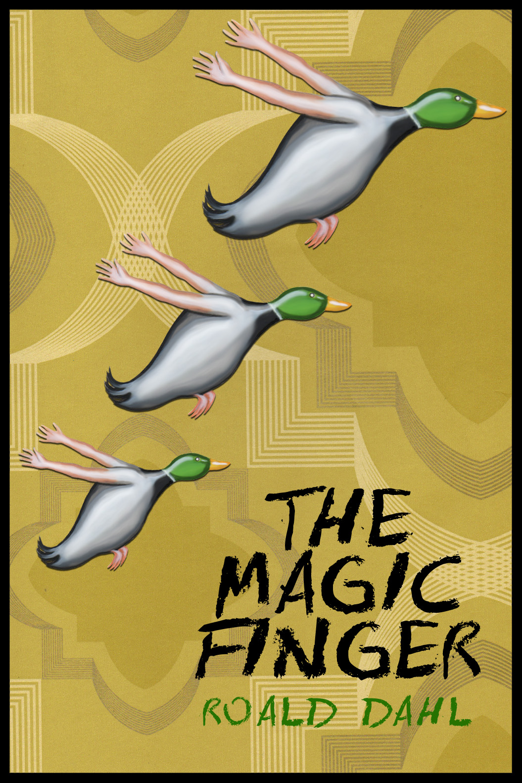 the magic finger The magic finger i enjoyed the magic finger i loved the gregg family changing their name to egg l listened to it on mum's phone while i was following with he book i have from the library i want it as a dvd amélie, 5 years old 2 of 2 people found this review helpful overall.