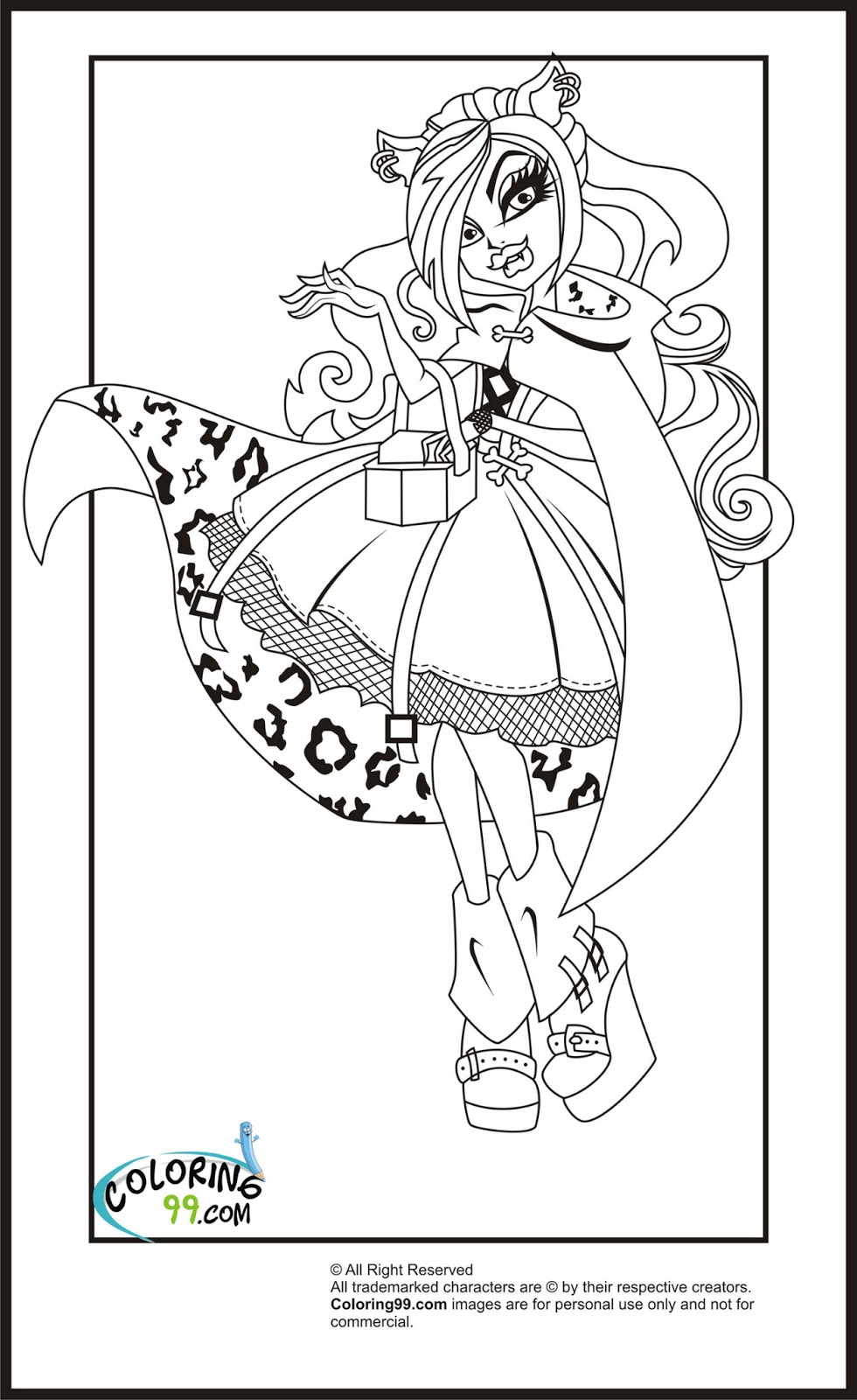 ultimate coloring pages - photo#31