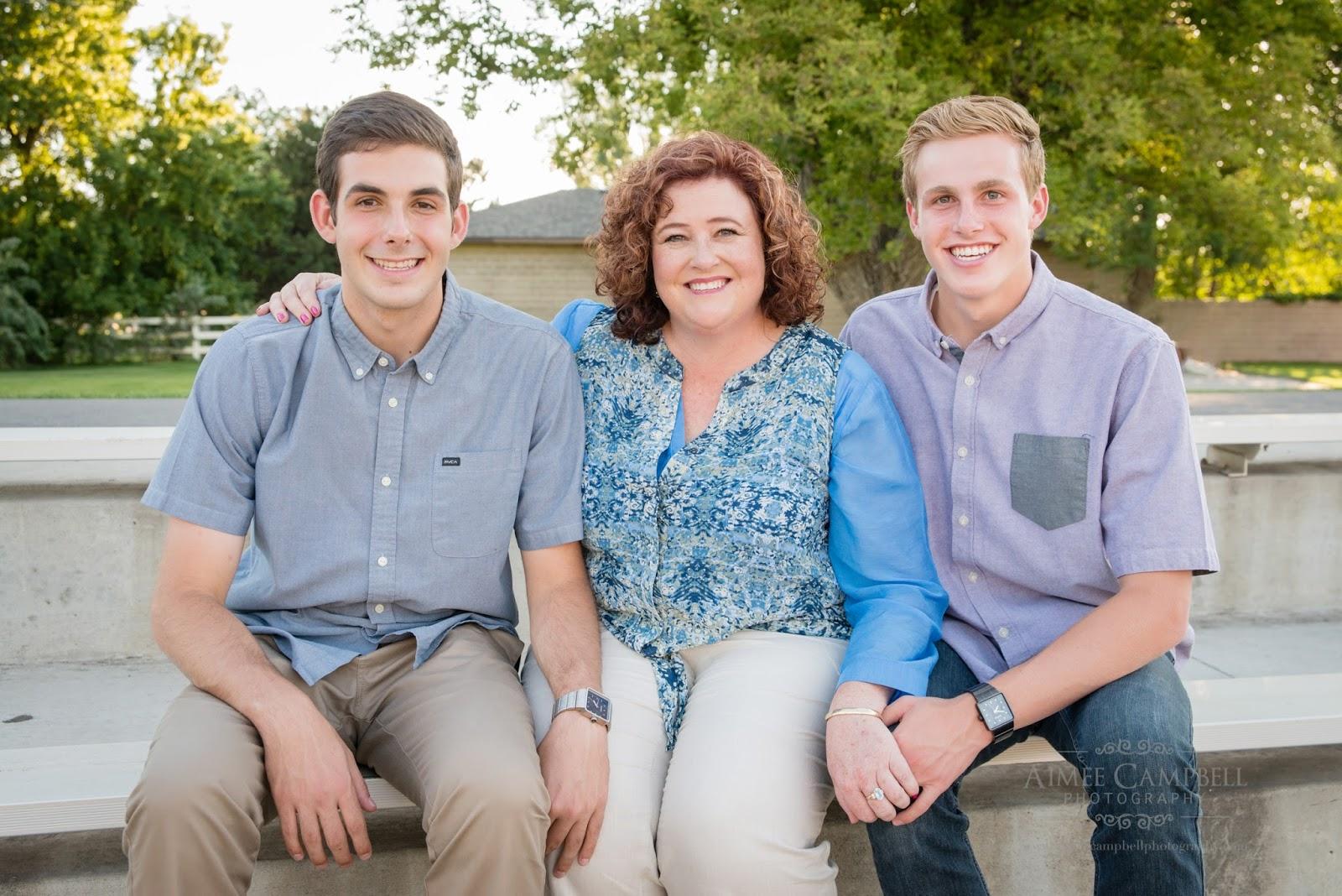 Family Portraits Utah