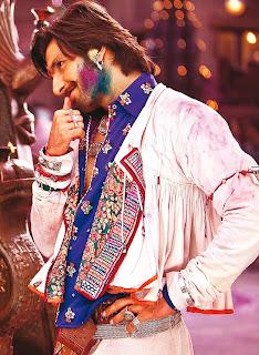 Ranveer Singh - Ram Leela Style guide