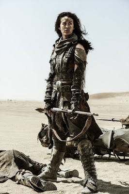Megan Gale in Mad Max Fury Road