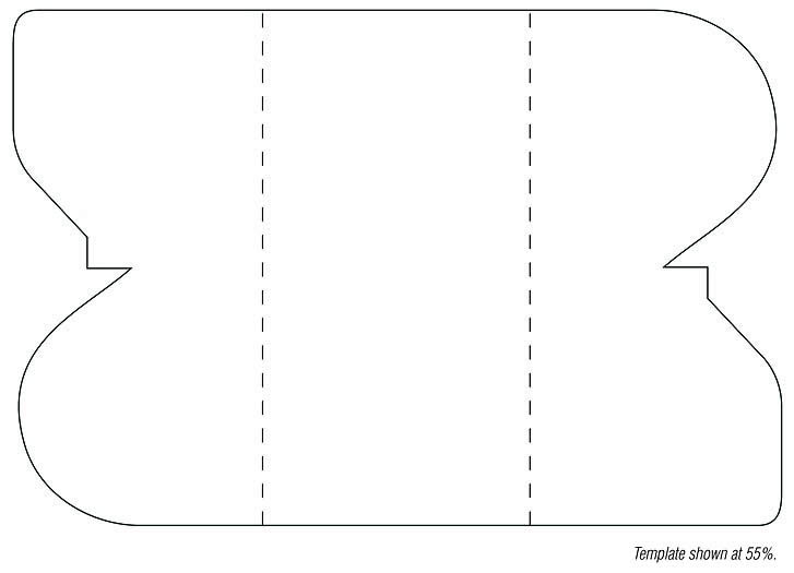 Шаблоны для открыток из бумаги распечатать 62