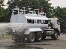 Spray tank 1