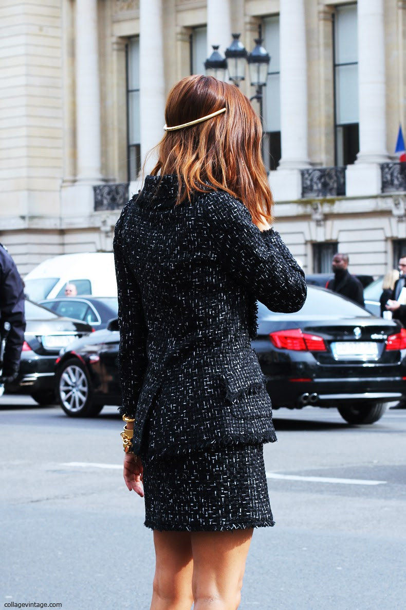 París Fashion week sept 2013. Cristine Centenera 9a8095a11b53