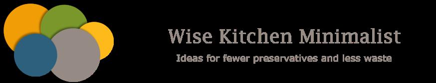 The Kitchen Minimalist