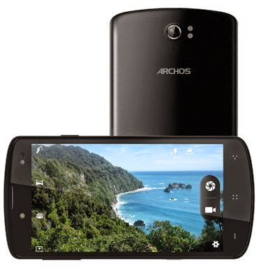 Archos 50 Oxygen With 13MP Camera