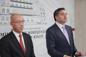 Marrëveshja Shqipëri-Gjermani për pencionet, njihen reciprokisht vitet e punës