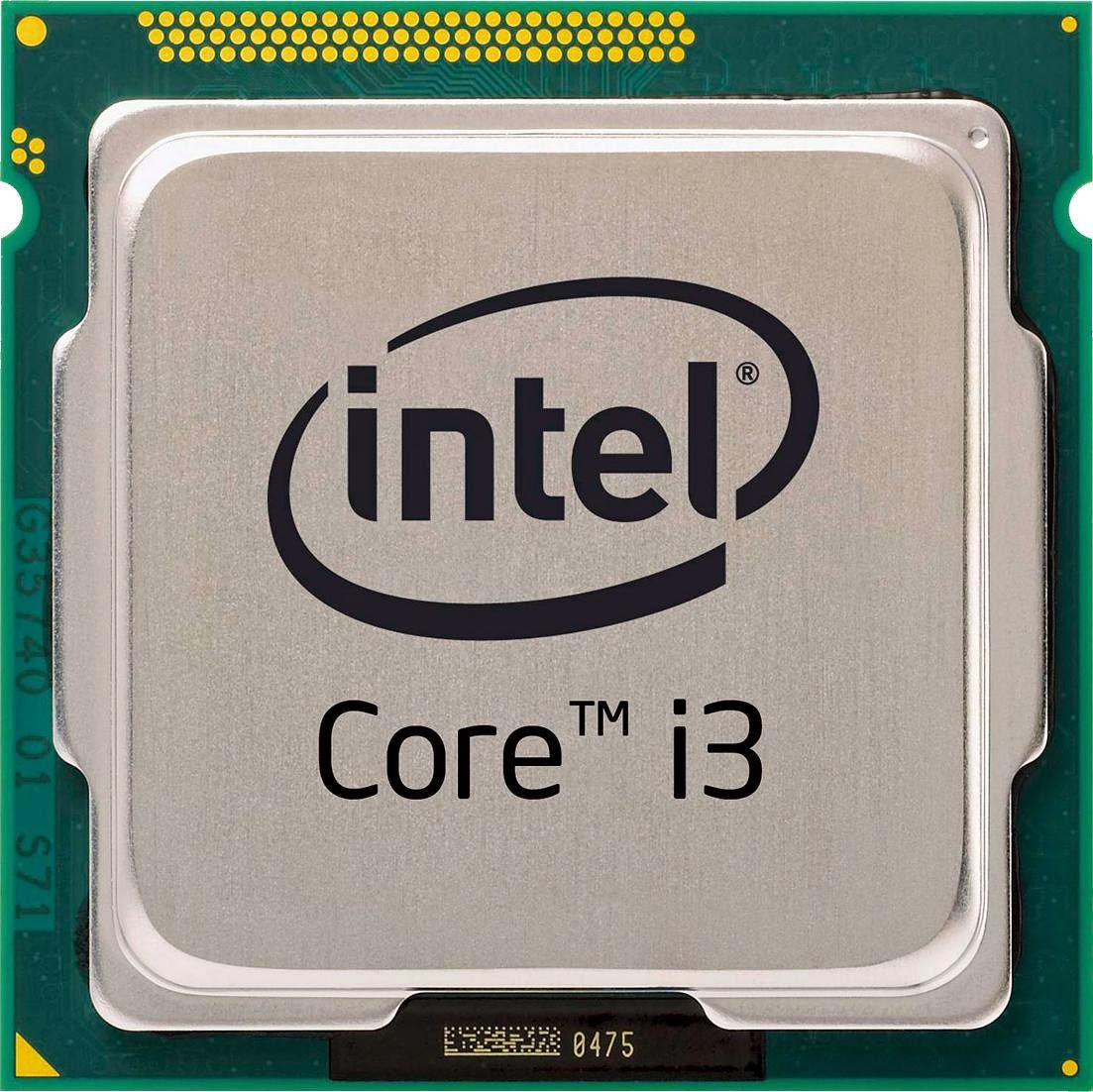 Oui Levio: Intel Core i3 Processor Families