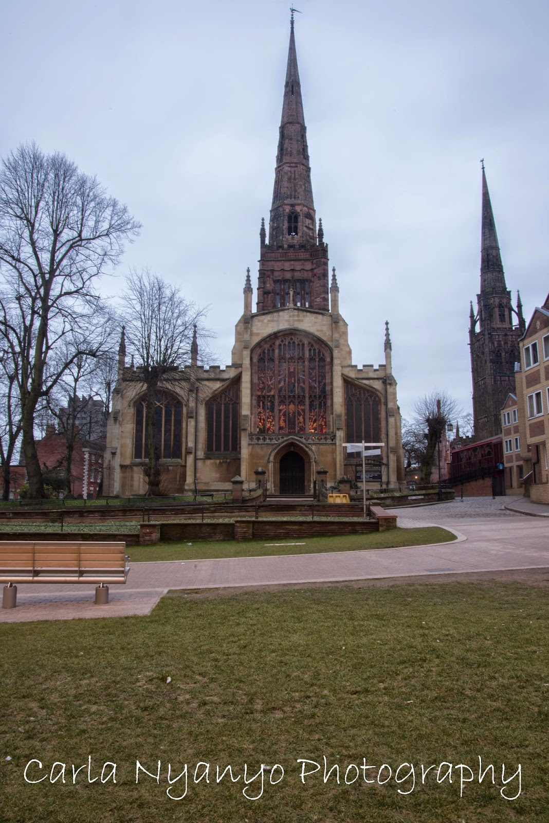 Coventry historical buildings
