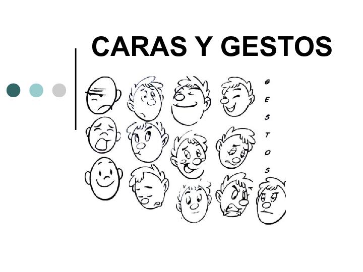 Dibujos de gestos - Imagui