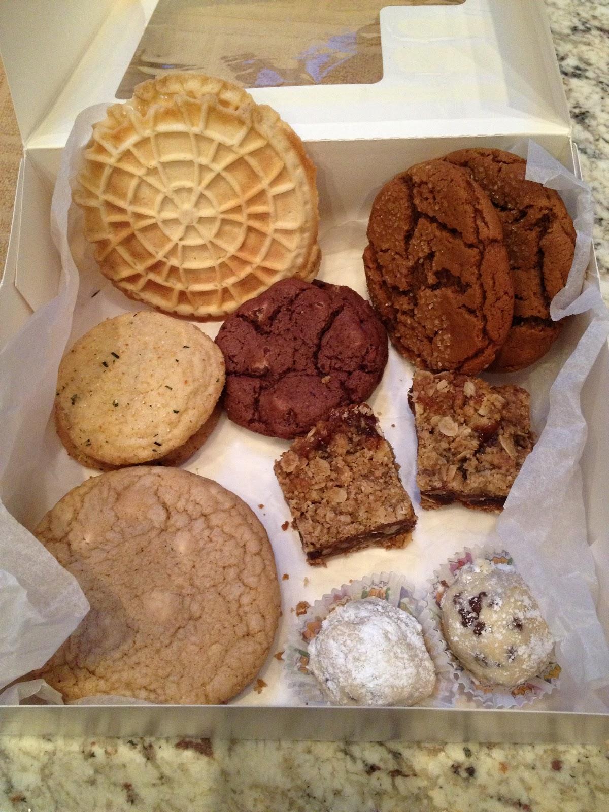 Buttermilk Chocolate Cookies