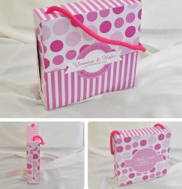 Customised GiftBox + Brownies @ RM1.90!