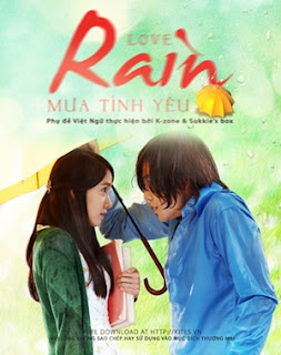 Cơn mưa tình yêu
