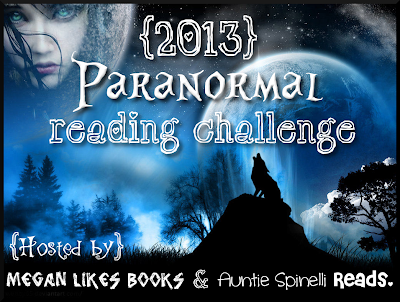 Paranormal Reading Challenge: Sign Ups!