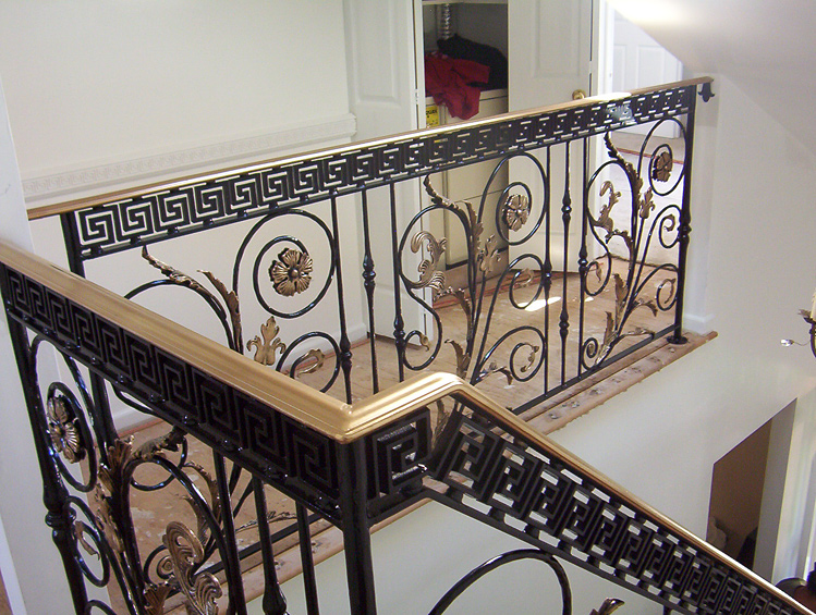 Very Best Wrought Iron Stair Railings Design 749 x 565 · 280 kB · jpeg